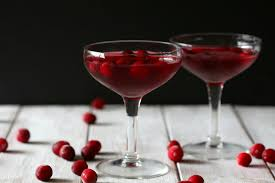 martini cranberry cranberry gimlet food fanatic