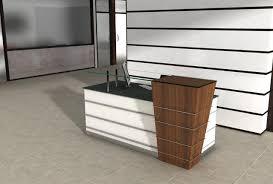 Gray Reception Desk Lobby Reception Desk Art Nuevo Furniture Executive Desk Company