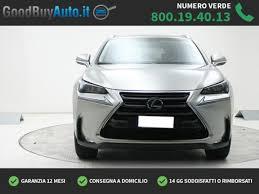 lexus nx hybrid bagagliaio lexus nx 300h 2 5 executive 4wd cvt goodbuyauto