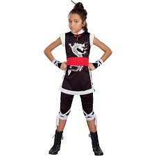 Halloween Costumes Young Girls Kung Fu Cutie Teen Girls U0027 Halloween Costume Extra Large Walmart