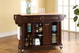 kitchen islands on wheels mobile kitchen island cart 6 diy
