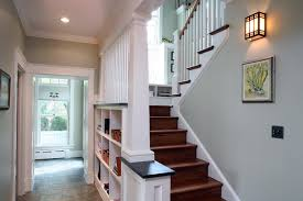 Handrail Designs For Stairs Craftsman Staircase Ideas Designs U0026 Remodel Photos Houzz
