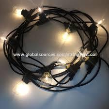outdoor sockets for christmas lights china 35ft ip65 led string lights from dongguan wholesaler tongjun