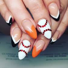 28 trendy nail art ideas for long nails 2017