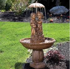 Backyard Water Fountain by Fountains For Backyard Backyard Fountains U0026 Waterfalls