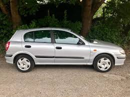 nissan almera e auto nissan almera 1 8 e auto 5dr with only 99k with new mot until