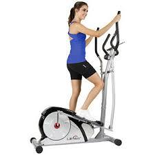 lifemax dual action fan bike gettington lifemax elliptical trainer