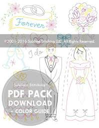 wedding wishes clipart wedding embroidery patterns and groom from sublime stitching