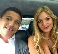 alexis sanchez wife alexis sanchez new girlfriend mayte rodriguez bio wiki soccer