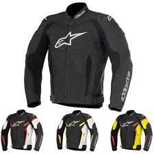 motorcycle riding jackets alpinestars racing gp plus r v2 mens leather sport bike riding