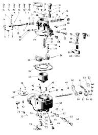 zenith 13185 carburetor kit manual and parts