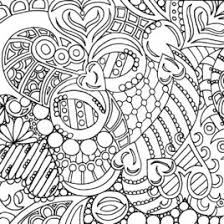 coloring pages adults simple archives mente beta
