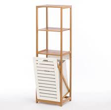 bamboo hamper storage shelves wholesale at koehler home decor