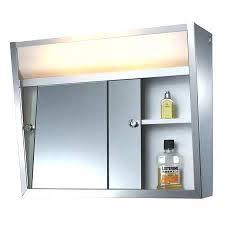 Two Door Medicine Cabinet Door Medicine Cabinet Wave 7 8 Inch W Door Medicine