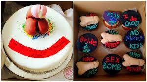 cake kamasutra themed icings are getting bold and naughty