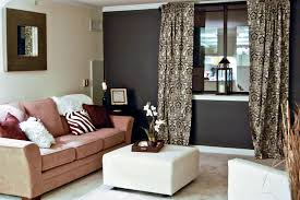 interactive dark grey wall colours design for living room