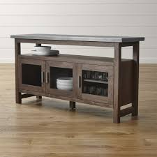 Crate And Barrel Farmhouse Table Modern Rustic Dining Room Galvin Crate And Barrel