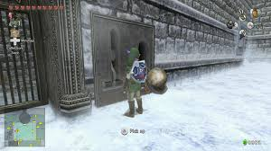 twilight princess walkthrough u2013 snowpeak ruins u2013 zelda dungeon