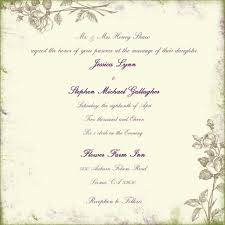 wedding invitations messages wedding ideas weddingitations wording sles freeitation for