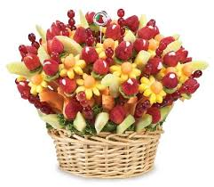 fruit flower bouquets personal size fruit flower basket vegetable ideas