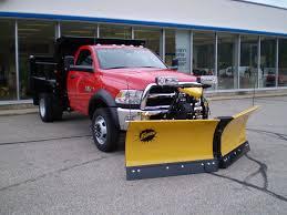 Dodge Ram 5500 - crest truck equipment