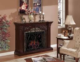 free standing electric fireplace with mantel wpyninfo