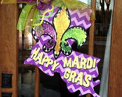 mardi gras door decorations mardi gras door decoration choose your own state happy mardi