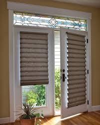 front door window coverings hunter douglas