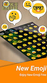 free emojis app for android smart keyboard with hd emoji for android free at apk here
