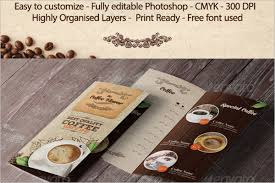 coffee shop menu template 25 coffee menu templates free word psd designs creative template