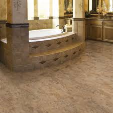 Flooring For Bathrooms by Flooring U0026 Rugs Tan Tile Allure Flooring Plus White Bath Up And