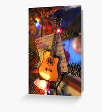 guitar greeting cards redbubble