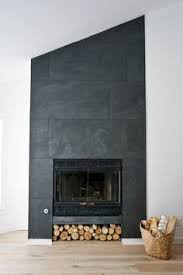 Concrete For Fireplace by Tile For Fireplace Surround Monte Napoleone 6x48 8x48 Floor