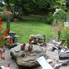 Small Backyard Rock Gardens Decoration Modern Landscape Design Ideas For Small Backyard
