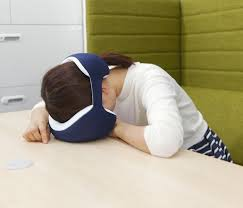 you get to take you nap in peace unlike sleeping masks this pillow bears a unique design which looks no where silly if that s too much of a concern
