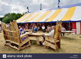 Uk Canopy Tent by Sitting Outside Festival Beer Tent Uk Tewkesbury Medieval