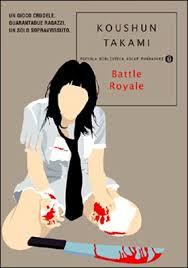 Battle Royale – copertina italiana