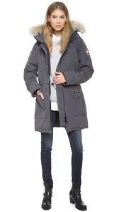 canada goose kensington parka beige womens p 71 canada goose trillium parka in gray beige coats the edit