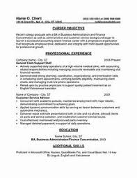 gallery of best server resume example livecareer call center