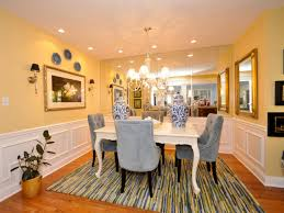 Pale Yellow Living Room by Photo Page Hgtv