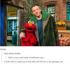 Nice Bathroom Rugs That U0027s A Nice Coat Made Of Bathroom Rugs Sesame Street Know