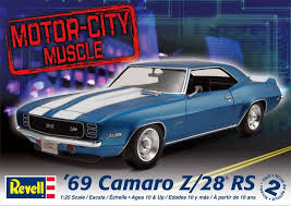 model camaro revell 1969 camaro z28 rs model kit