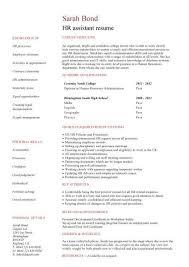 resume sle entry level hr assistants paychex inc hr assistant resume sles hvac cover letter sle hvac