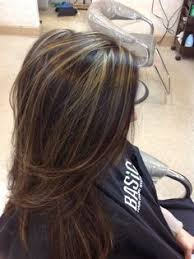 long brown hairstyles with parshall highlight untitled couples brunette hair and hair coloring