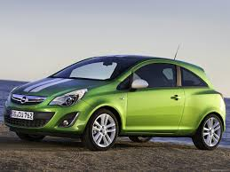 opel green 3dtuning of opel corsa d facelift 5 door hatchback 2010 3dtuning