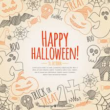 compilation 10 free halloween vectors