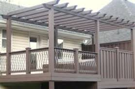 Roof Trellis Shading Options For Your Patio Or Deck