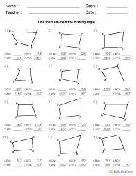6th grade geometry worksheets best 25 geometry worksheets ideas on grade 6 math