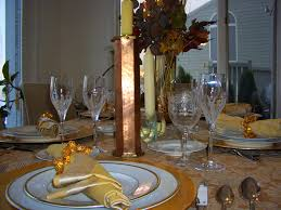 real their thanksgiving home decor table