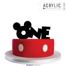 25 mickey mouse birthday cakes ideas